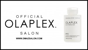 Olaplex salon hair care