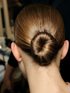 Sculpted Bun