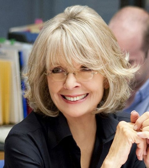 DMAZ » Diane-Keaton-Hairstyles-for-Women-Over-50
