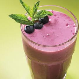berry smoothie picture
