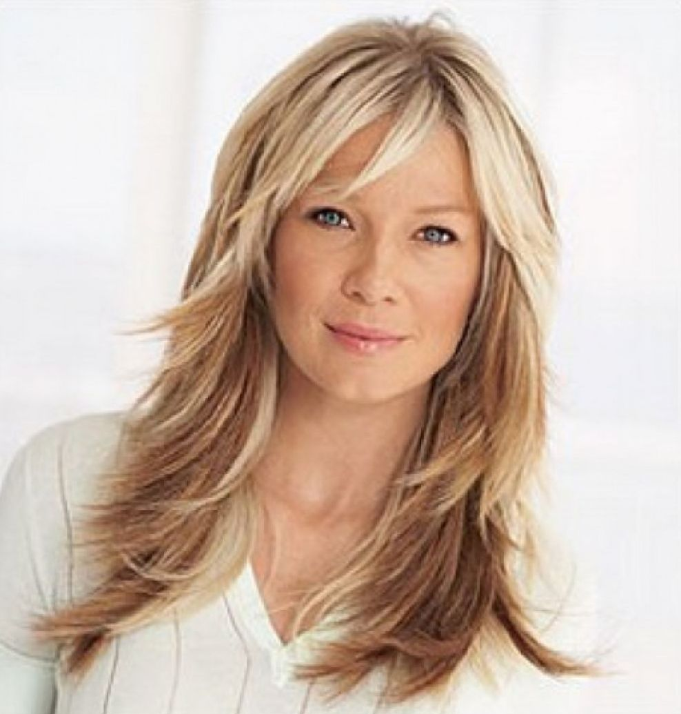 Long Hair For Women Over 50 | newhairstylesformen2014.com