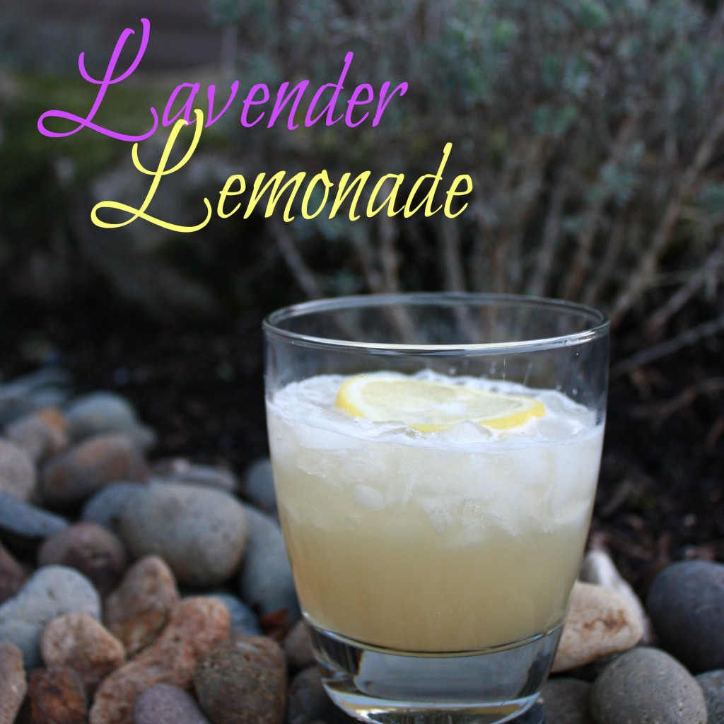 Lavender Lemonade for Help with Headaches, Anxiety, PMS ...