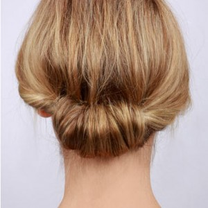 Rolled Updo8