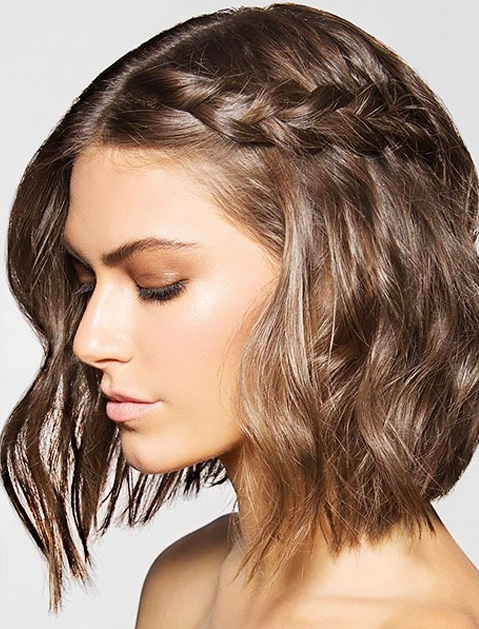 hairstyle ideas for holiday party season dmaz