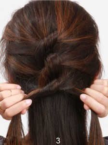 Knotted Updo3
